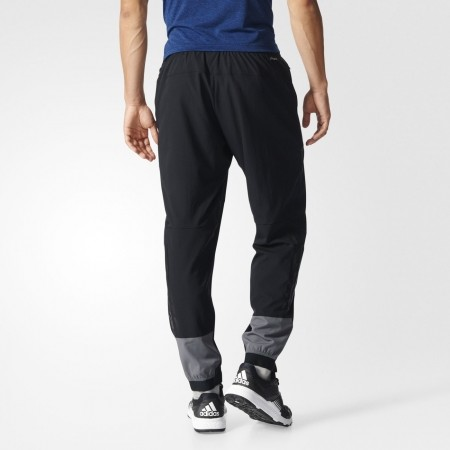 Pánske nohavice - adidas WORKOUT PANT CLIMACOOL WV - 3