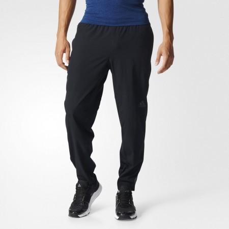 Pánske nohavice - adidas WORKOUT PANT CLIMACOOL WV - 2