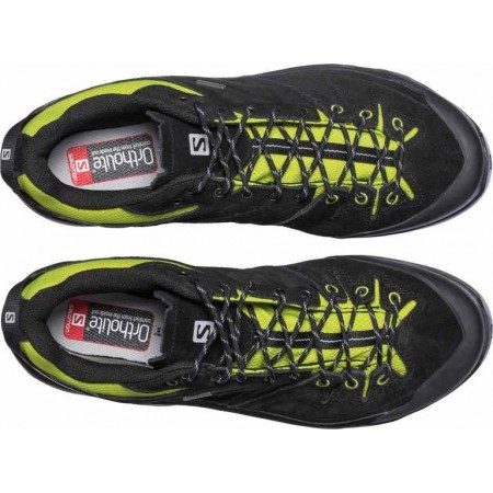 Pánská obuv na vysokohorskou turistiku - Salomon X ALP LTR GTX - 3 e369ce1097b
