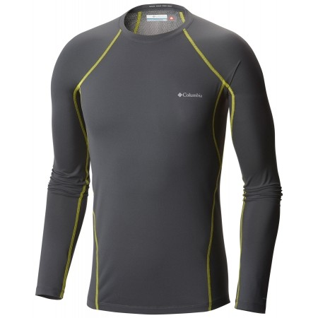 Pánske funkčné tričko - Columbia MIDWEIGHT LS TOP M - 1