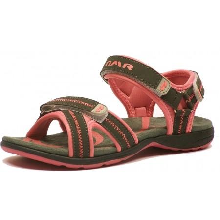 Dámske trekové sandále - Numero Uno LUZIA L - 4