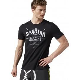 Reebok SRM SS TEE - Men's T-shirt