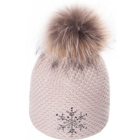 Дамска плетена шапка - R-JET TOP FASHION BASIC