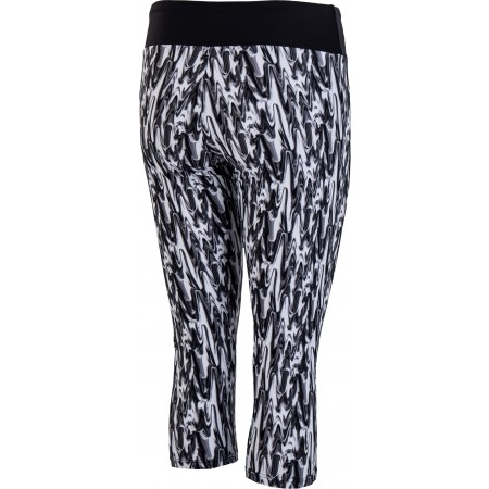 Women's 3/4 length fitness tights - Axis FITNESS LEGÍNY - 3