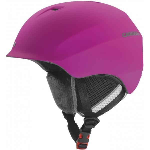Carrera C-LADY ružová (55 - 56) - Dámska lyžiarska helma