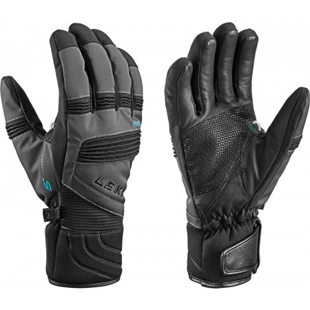 Leki ELEMENTS PALLADIUM S - Downhill ski gloves
