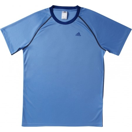 Men's Training T-shirt - BASE PLAIN TEE - adidas BASE PLAIN TEE - 1