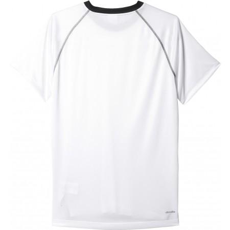 Men's Training T-shirt - BASE PLAIN TEE - adidas BASE PLAIN TEE - 2