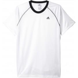 adidas BASE PLAIN TEE - Pánské sportovní tričko