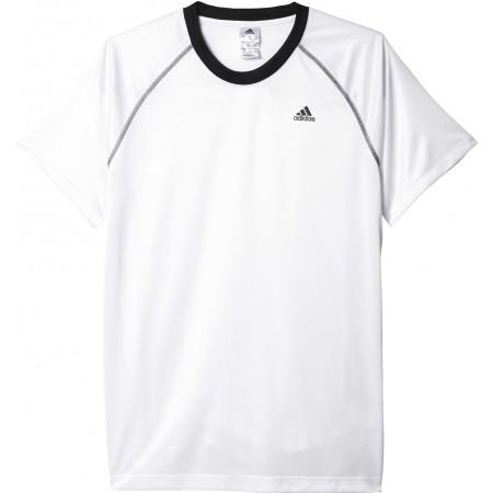 Men's Training T-shirt - BASE PLAIN TEE - adidas BASE PLAIN TEE - 1