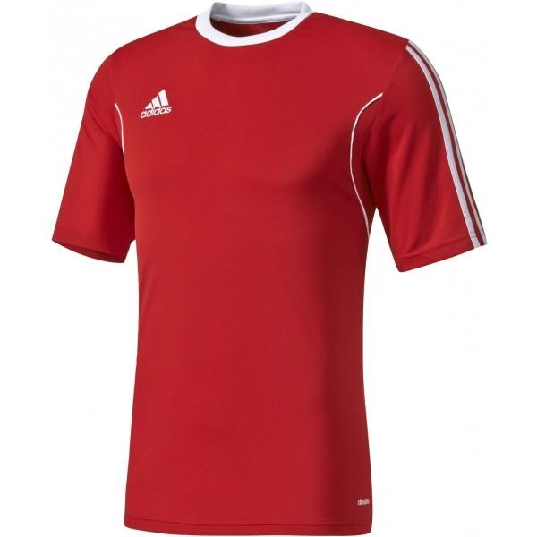 adidas SQUAD 13 JERSEY SS - Pánsky futbalový dres