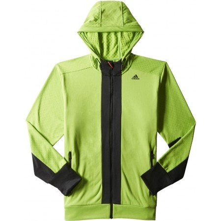 Men's winter jacket - adidas CH HOOD - 1