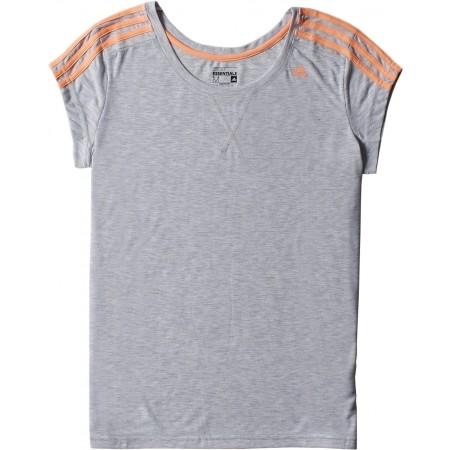 Dámské sportovní tričko - adidas ESS THETEE - 10