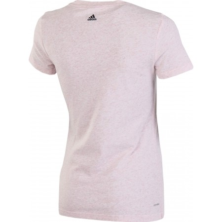 Women s T-shirt - adidas ESSENTIALS LINEAR TEE - 19 cb4d37ddd4