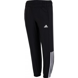 adidas ESSENTIALS MID 3-STRIPES WOVEN PANT CLOSED - Kids' pants