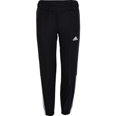 Detské tepláky - adidas ESSENTIALS MID 3-STRIPES WOVEN PANT CLOSED - 2