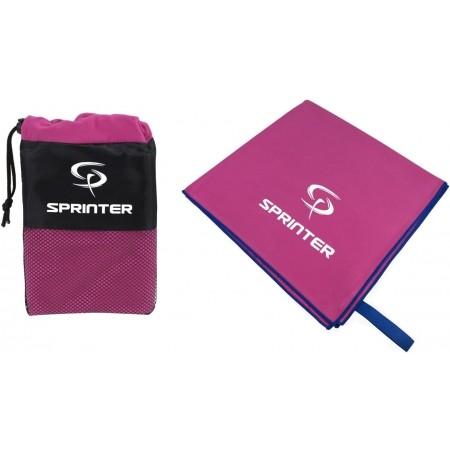 Sprinter RĘCZNIK Z MIKROWŁÓKNA 70 × 140 CM - Ręcznik sportowy z mikrowłókna
