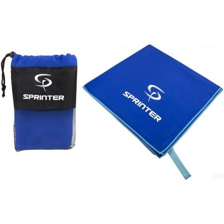 Sprinter RĘCZNIK Z MIKROWŁÓKNA 100 × 160 CM - Ręcznik sportowy z mikrowłókna