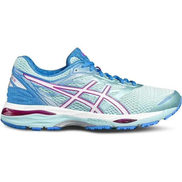 Asics GEL-CUMULUS 18 W modrá 6 - Dámská běžecká obuv