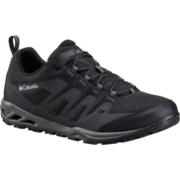 Columbia VAPOR VENT černá 8 - Pánská sportovní obuv