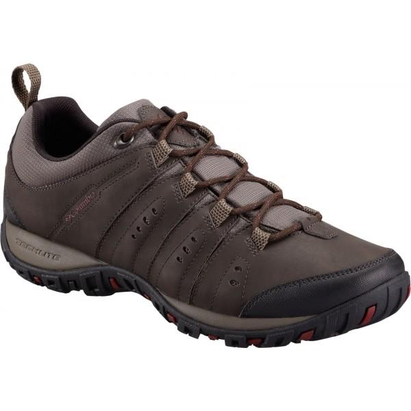 Columbia WOODBURN II - Pánska turistická obuv