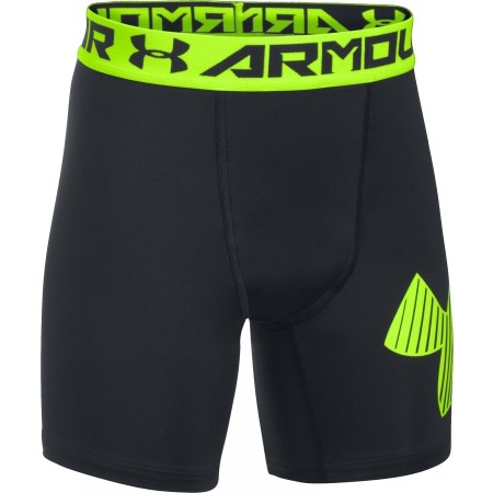 Under Armour ARMOUR MID SHORT - Chlapecké šortky