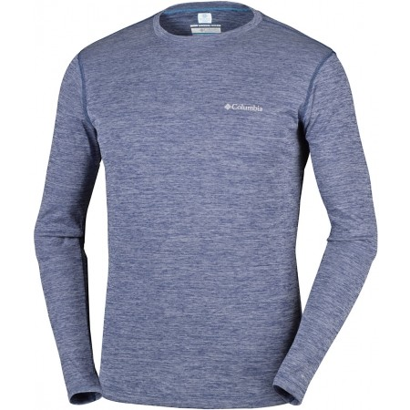 Men's functional T-shirt - Columbia ZERO RULES LONG SLEEVE SHIRT - 1