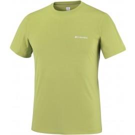 Columbia ZERO RULES SHORT SLEEVE SHIRT - Pánské triko s krátkým rukávem