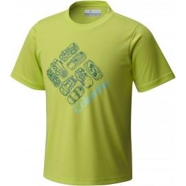 Columbia HIKE S´MORE TEE - Dětské sportovní triko