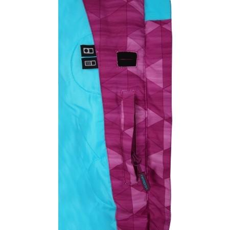 Dívčí snowboardová bunda - Reaper FANCY - 4