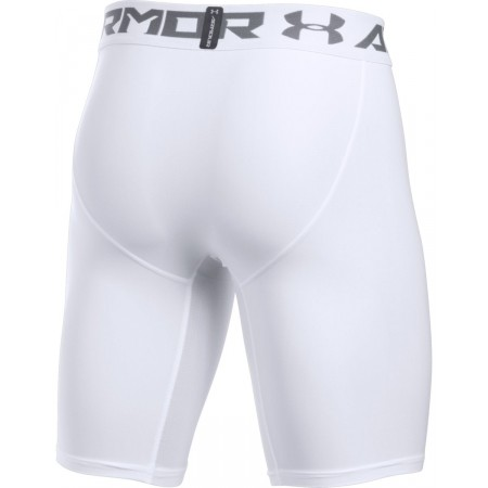 Colanți compresivi de bărbați - Under Armour HG ARMOUR 2.0 LONG SHORT - 2