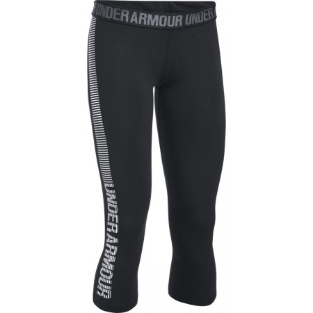Női leggings - Under Armour FAVORITE CAPRI - GRAPHIC - 1 8c06853077