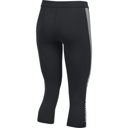 Női leggings - Under Armour FAVORITE CAPRI - GRAPHIC - 2 7f96c6719f