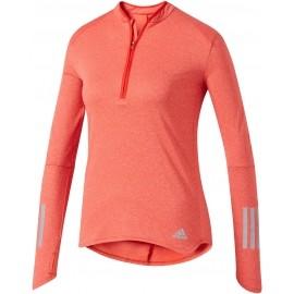 adidas RS LS ZIP W - Damen T-Shirt
