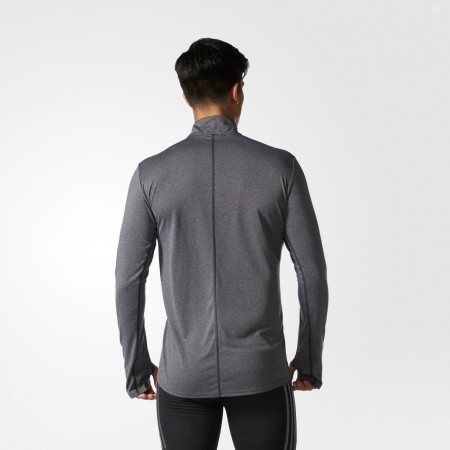 Men's T-shirt - adidas RS LS ZIP M - 4