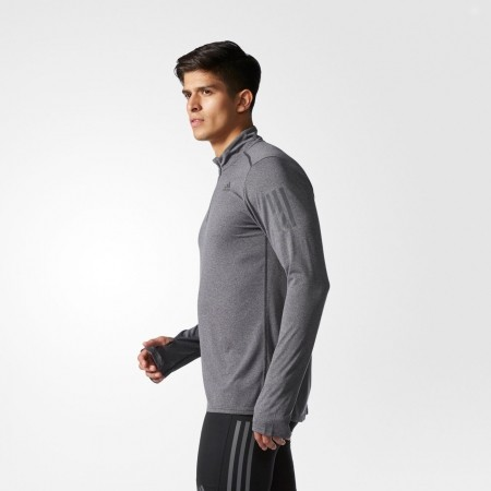 Men's T-shirt - adidas RS LS ZIP M - 5