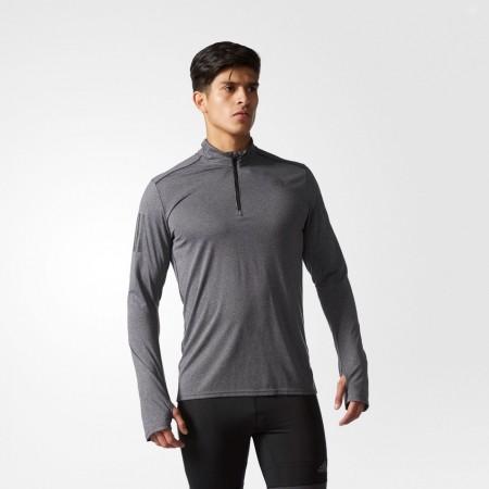 Men's T-shirt - adidas RS LS ZIP M - 3