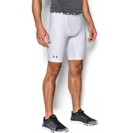 Colanți compresivi de bărbați - Under Armour HG ARMOUR 2.0 LONG SHORT - 4