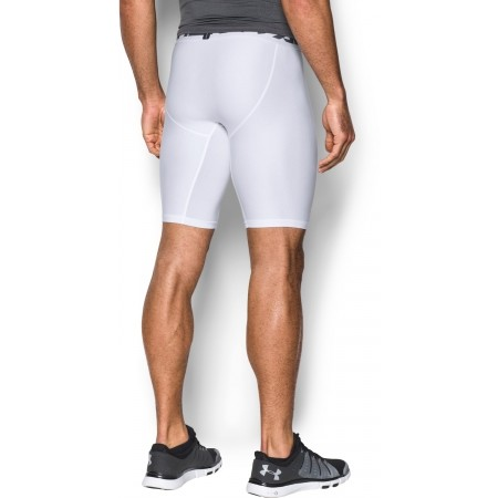 Colanți compresivi de bărbați - Under Armour HG ARMOUR 2.0 LONG SHORT - 5