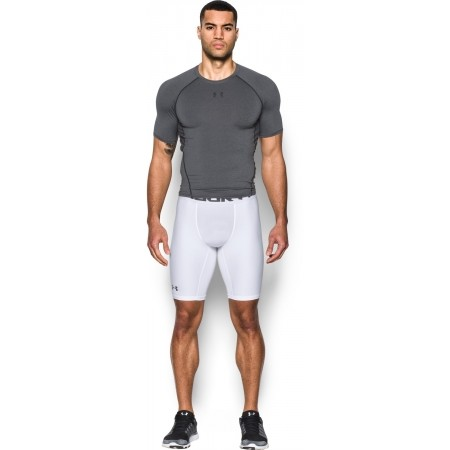 Colanți compresivi de bărbați - Under Armour HG ARMOUR 2.0 LONG SHORT - 3