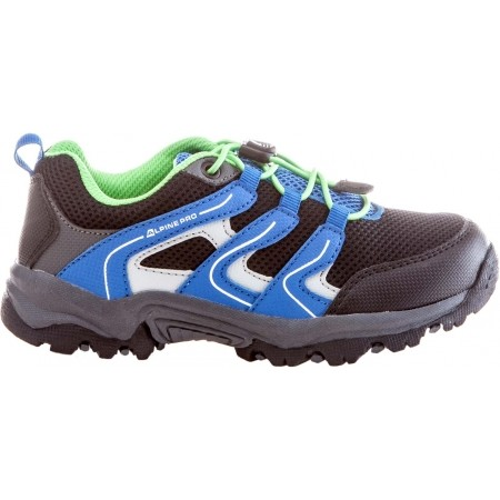 Kids' outdoor shoes - ALPINE PRO VINOSO - 3