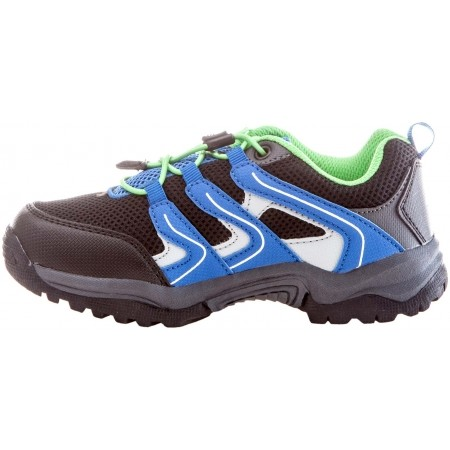 Kids' outdoor shoes - ALPINE PRO VINOSO - 4