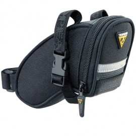 Topeak AERO WEDGE PACK-MICRO STRAPS - Underseat bag