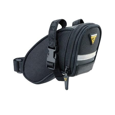 AERO WEDGE PACK-MICRO STRAPS - Under-seat bag - Topeak AERO WEDGE PACK-MICRO STRAPS