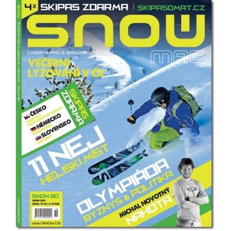 Časopis Snow - Časopis Snow - Sportisimo Časopis Snow - 8