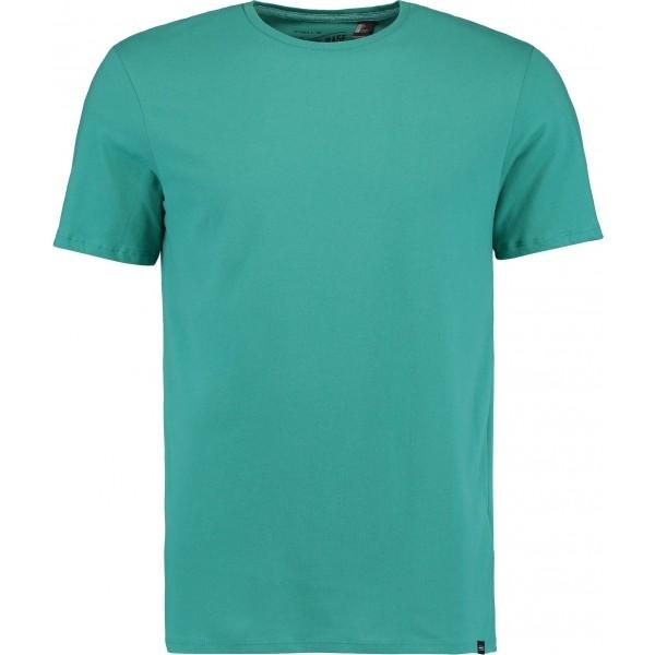 O'Neill LM JACKS BASE CREW T-SHIRT zelená M - Pánské tričko