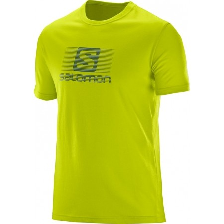 Salomon Blend Logo SS tee M