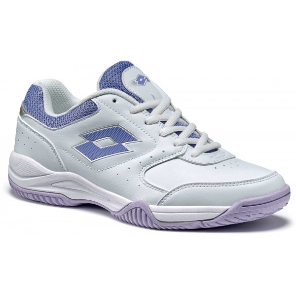 Lotto COURT LOGO XIV W bílá 9 - Dámská tenisová obuv