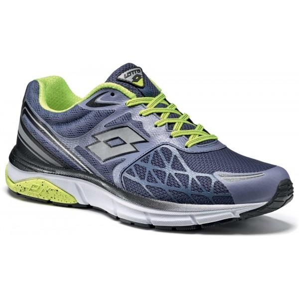 Lotto AQ 400 modrá 11 - Pánská běžecká obuv