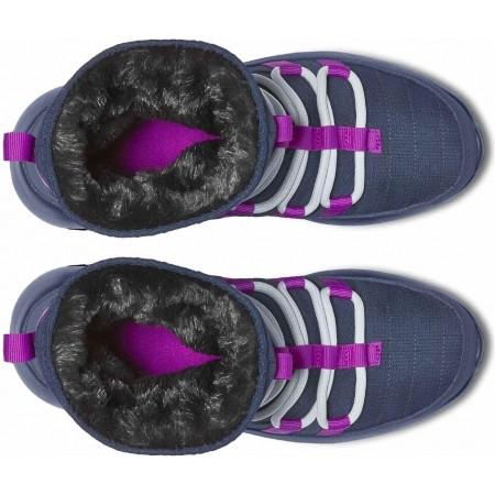 Încălțăminte de iarnă pentru fete - Nike ROSHE ONE HI - 4